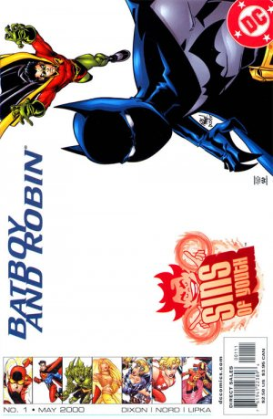 Sins of Youth - Batboy & Robin édition Issues