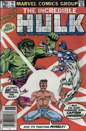 The Incredible Hulk # 10
