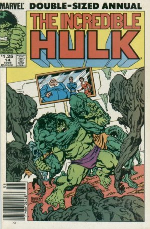The Incredible Hulk # 14