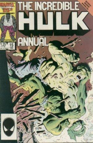 The Incredible Hulk # 15