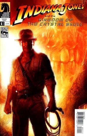 Indiana Jones et le royaume du crâne de cristal édition Issues