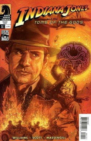 Indiana Jones et le tombeau des dieux édition Issues
