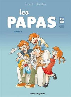 Les papas en BD édition simple