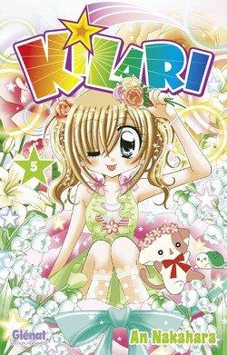couverture, jaquette Kilari 5  (Glénat Manga)