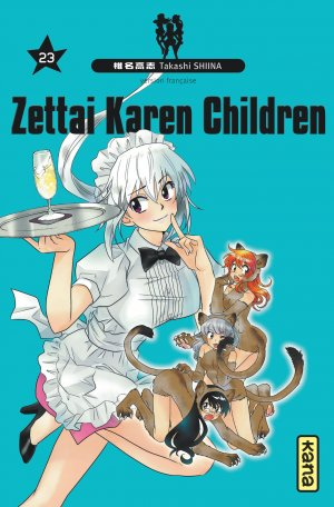 Zettai Karen Children # 23