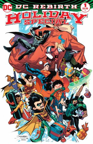 DC Rebirth Holiday Special # 1 Issues