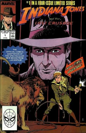 Indiana Jones and the Last Crusade édition Issues (1989)