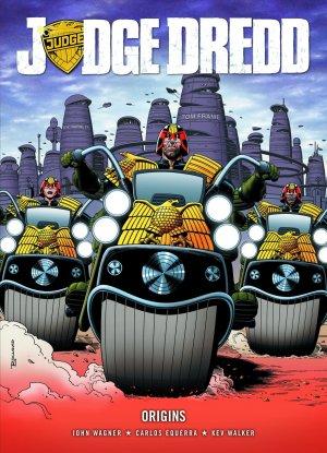 Judge Dredd - Origines édition TPB softcover (souple)