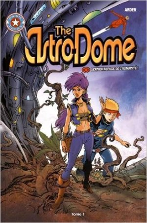 The astro-dome édition TPB hardcover (cartonnée)