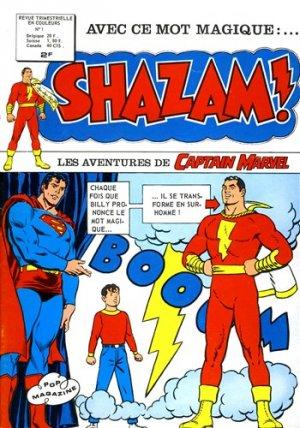 Shazam! édition Kiosque (1974 - 1977)