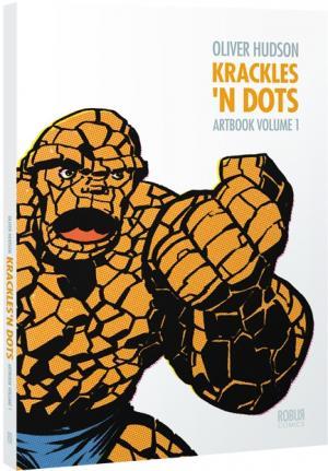 Krackles 'N Dots édition TPB softcover (souple)