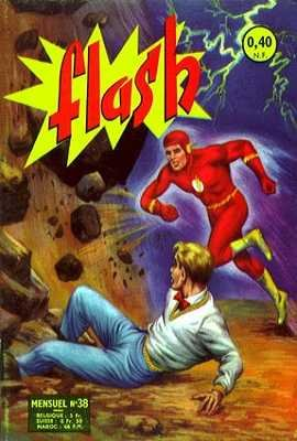 Flash # 38 Kiosque (1959-1963)