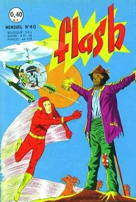 Flash # 40 Kiosque (1959-1963)