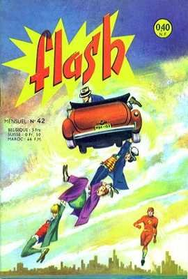 Flash # 42 Kiosque (1959-1963)