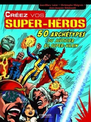 Créez vos Super-Héros édition TPB softcover (souple)