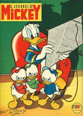 Le journal de Mickey 250