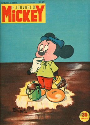 Le journal de Mickey 251