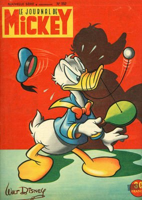 Le journal de Mickey 252