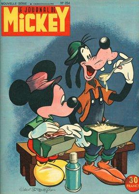 Le journal de Mickey 254