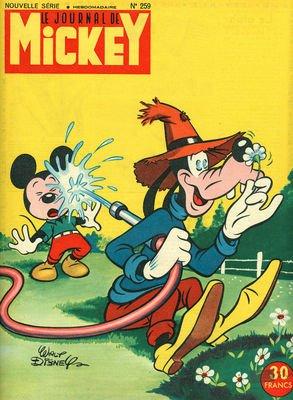 Le journal de Mickey 259