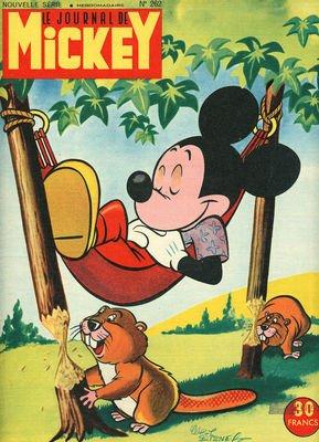 Le journal de Mickey 262