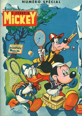 Le journal de Mickey 265