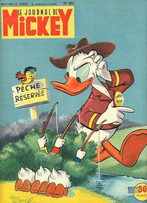 Le journal de Mickey 266