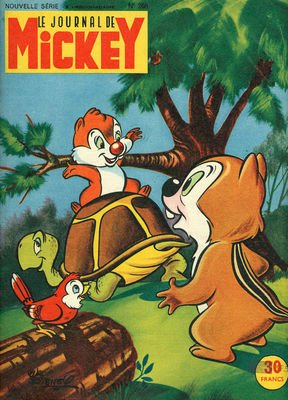 Le journal de Mickey 268