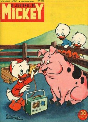 Le journal de Mickey 270