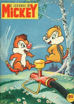 Le journal de Mickey 273