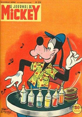 Le journal de Mickey 274