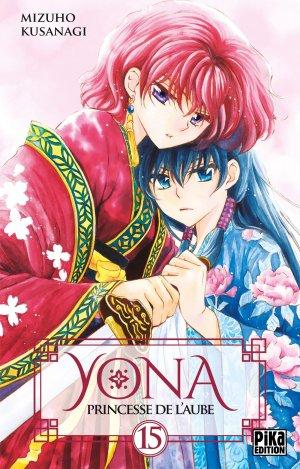 Yona, Princesse de l'aube 15 Simple