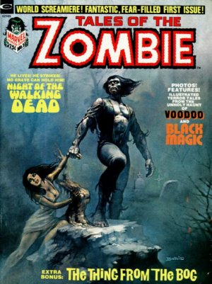 Tales Of The Zombie édition Issues V1 (1973 - 1975)