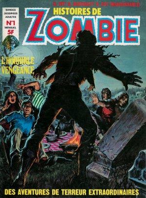 Histoires de Zombie édition Kiosque