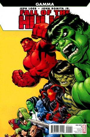 Fall of the Hulks - Gamma