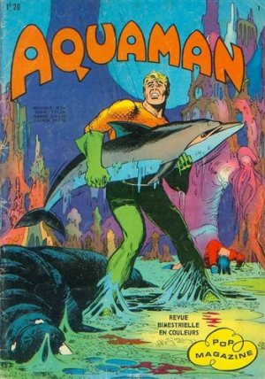 Aquaman édition Kiosque (1970 - 1974)