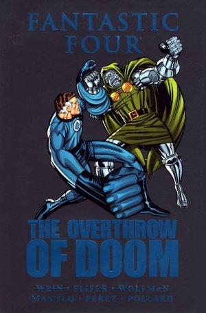 Fantastic Four - La chute de Fatalis édition TPB hardcover (cartonnée)