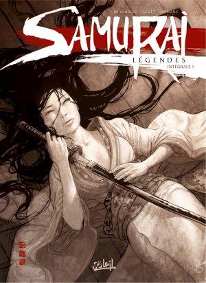Samurai légendes édition Intégrale 2016