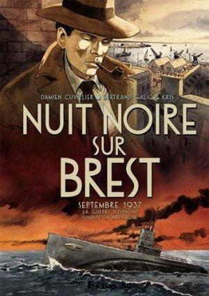 Nuit noire sur Brest édition Simple