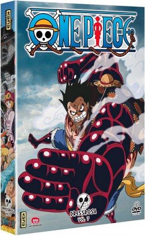 One Piece 7 DVD - Saison 13 - Dressrosa