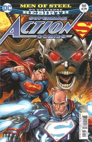 Action Comics # 969