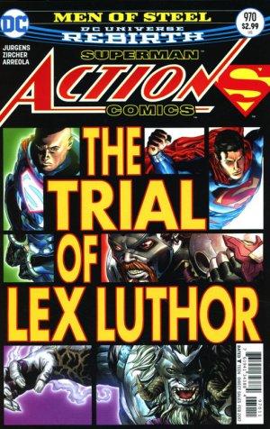 Action Comics # 970