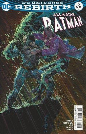 All Star Batman # 5 Issues (2016 - 2017)
