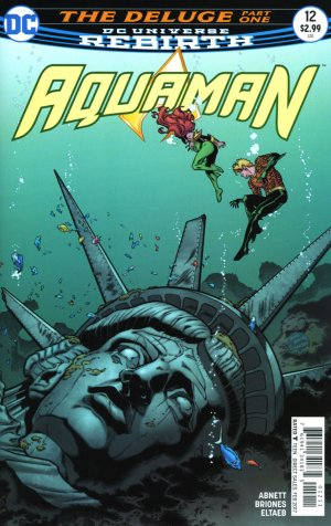 Aquaman # 12 Issues V8 (2016 - Ongoing) - Rebirth