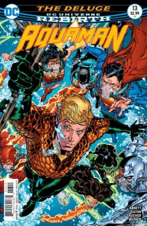 Aquaman # 13 Issues V8 (2016 - Ongoing) - Rebirth