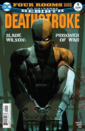 Deathstroke # 9 Issues V4 (2016 - 2019) - Rebirth