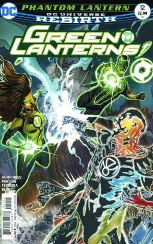 Green Lanterns 12 - The Phantom Lantern - Part Four