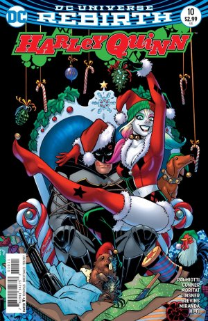 Harley Quinn # 10 Issues V3 (2016 - Ongoing) - Rebirth