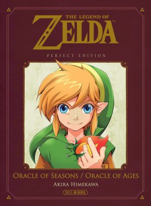The Legend of Zelda: Oracle of Seasons/Ages  Perfect