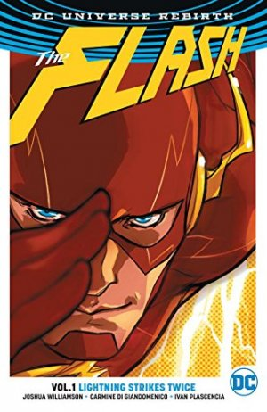 Flash édition TPB softcover (souple) - Issues V5